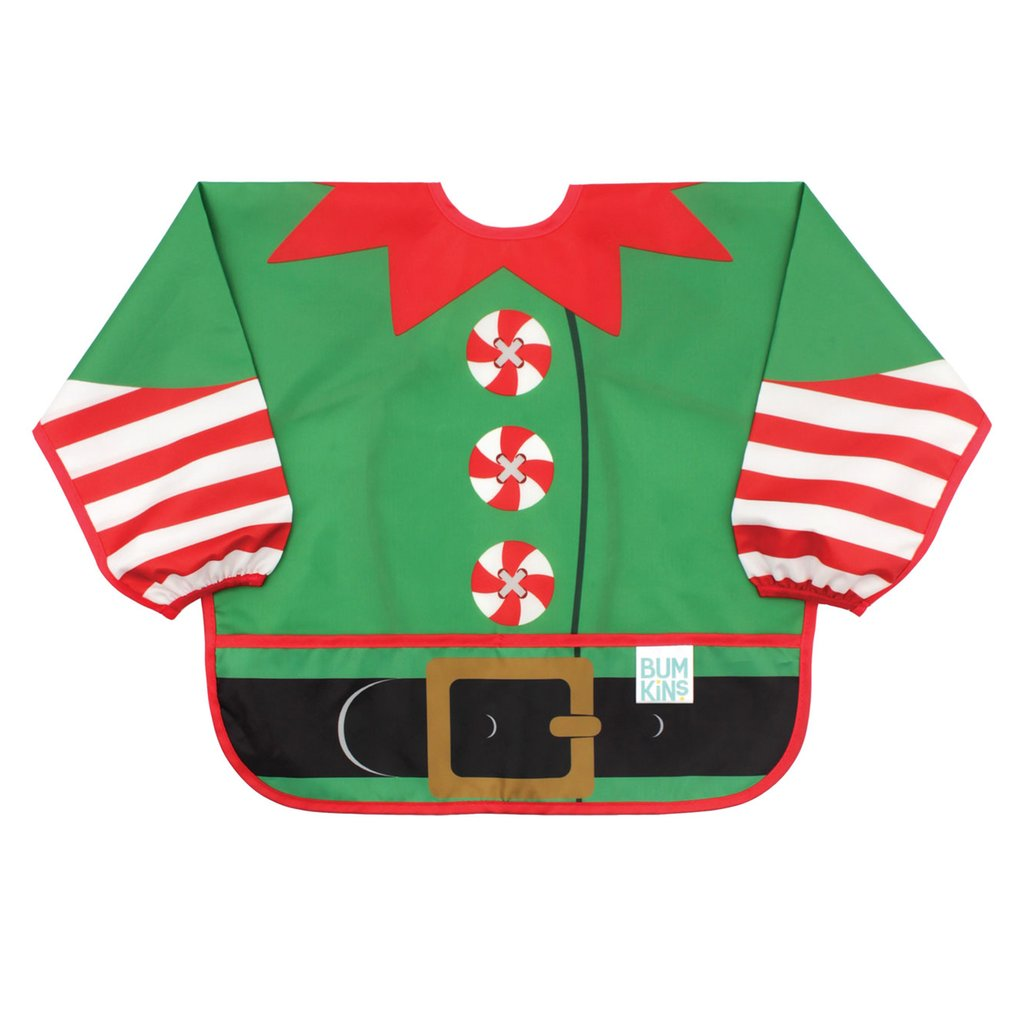 Bumkins Holiday Elf Bib