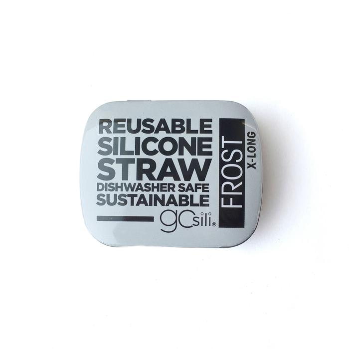 GoSili Straws (Multiple Colors)