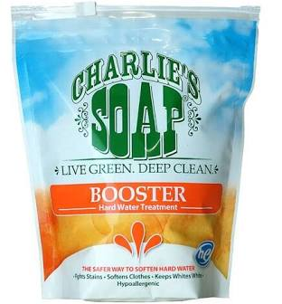 Charlie's Soap Hard Water Booster