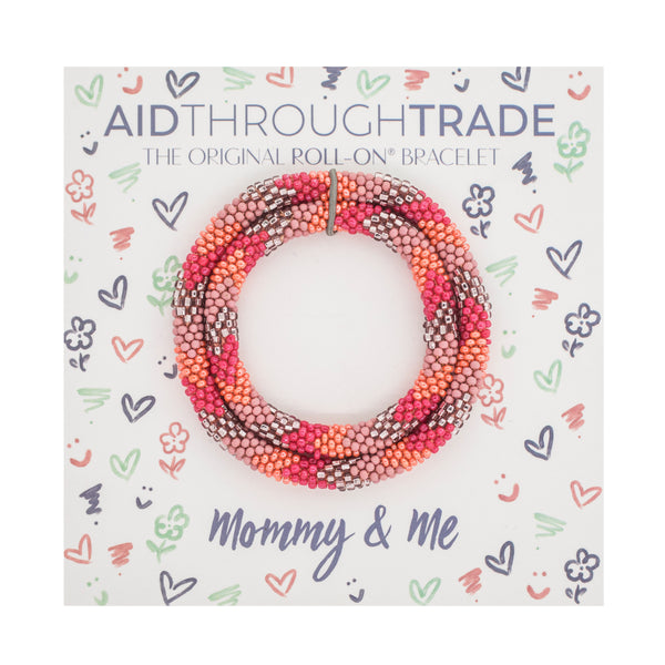 Mommy & Me Roll-On® Bracelets (More Colors) (4887420993583)