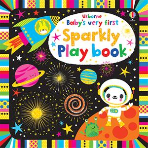 Usborne Baby's Very First Sparkly Play Book