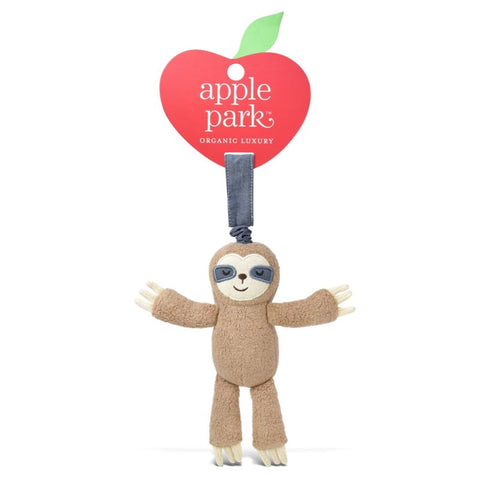 Apple Park Organic Stroller Buddy (4858270580783)