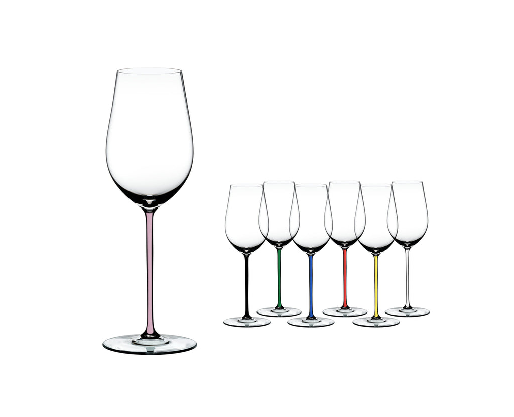 Riedel Fatto A Mano Riesling/Zinfandel Pink, riedel, riedel glas, vinglas, riedel vinglas