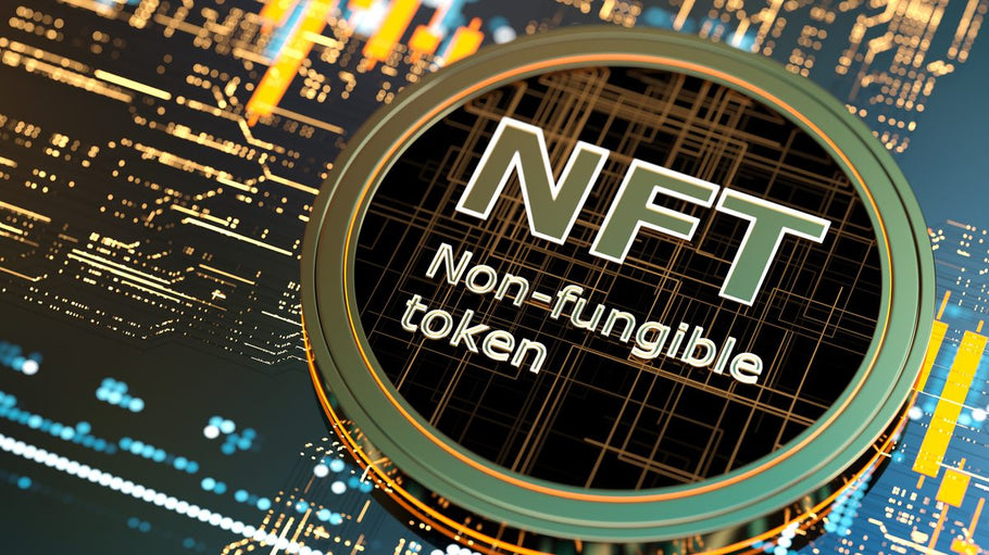 NFTs tokens no fungibles. Obras digitales unicas que te pertenecen.