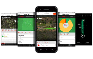 Game Golf Shot Second Generation Live-Dispositivo de Segunda generación de Seguimiento por GPS para supervisión-Rojo