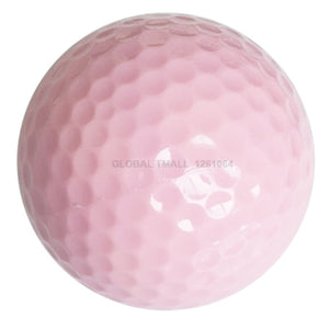 Pelotas de golf de 6 colores y larga distancia