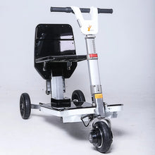Cargar imagen en el visor de la galería, Luggage wheelchair fashion travel bag handicap ouderen mobility adult scooter for elderly