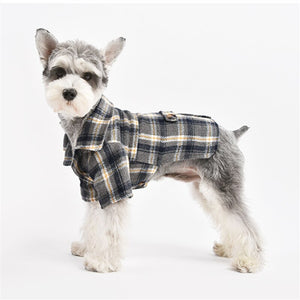 Pet Winter Coat Jacket Dog Clothes Cat Clothing Small Dog Outfit Poodle Bichon Pomeranian Schnauzer Dog Clothing Dropshipping