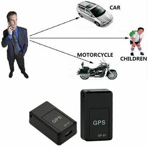 Anti-Theft Magnetic Mini GPS Locator Tracker GSM GPRS Real Time Tracking Device Mini GPS Locator Tracker GSM GPRS Real Time Trac