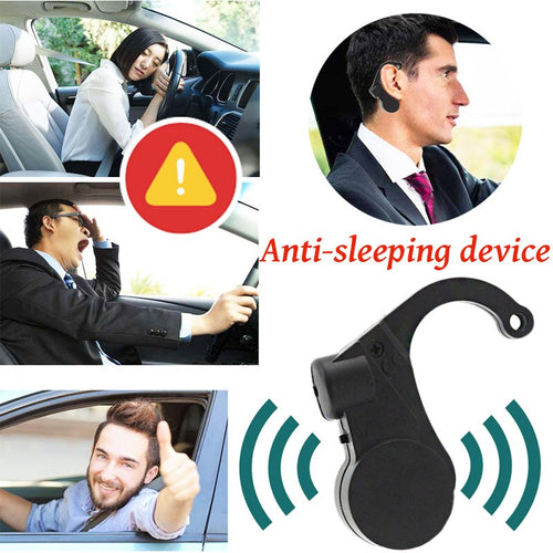 High Quality Auto Car Safe Device Anti Sleep Drowsy Alarm Alert Sleepy Reminder For Car Driver To Keep Awake Car Accessories
