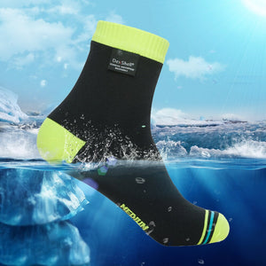 Waterproof Breathable Bamboo rayon Socks TRAIL-DRY For Hiking Hunting Skiing Fishing Seamless Outdoor Sports Unisex dexshell