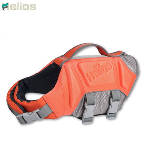 JANPET DOG LIFE JACKET PET LIFE VEST SAVER FOR SWIMMING BOATING Training DOG FLOATATION LIFE PRESERVER COAT SAFETY