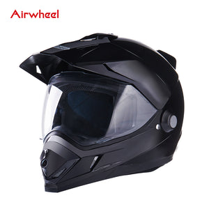 2017 Airwheel Safety Motorcycle Racing Helmet for Dirt Bike/Pit Bike