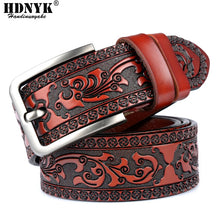 Cargar imagen en el visor de la galería, Factory Direct Belt Promotion Price New Fashion Designer Belt High Quality Genuine Leather Belts for Men Quality Assurance