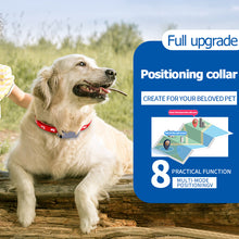 Cargar imagen en el visor de la galería, Smallest Pet GPS AGPS LBS wifi Tracking Tracker Collar For Dog Cat Geo-Fence Track Device fee app