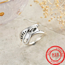 Cargar imagen en el visor de la galería, Korean version of the best-selling new 925 sterling silver ring party ring female exquisite jewelry gift fashion jewelry