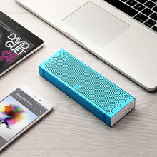 Cargar imagen en el visor de la galería, Xiaomi Mi Bluetooth Speaker Portable Stereo Wireless USB with HD Sound AUX Built-in Mic Square Speaker Global Version