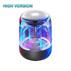 Subwoofer inhalambrico luminoso LED Altavoz con microfono. Bluetooth 5.0