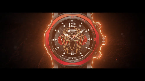 Original Global Top Brand Avengers Luxury Stainless Steel Watches for Spider-Man Fans
