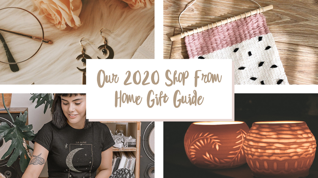 Our 2020 Gift Guide: Unique Gifts Without Setting Foot in a Store