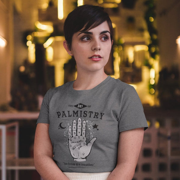 Palmistry Unisex Ultrasoft Tee (Local Delivery)