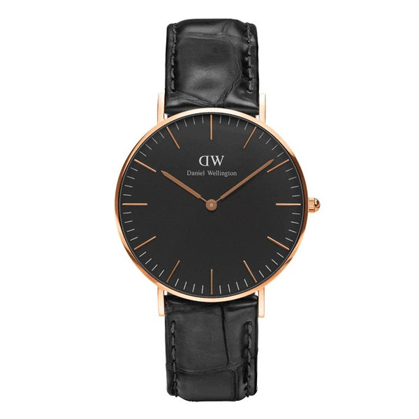 Daniel Wellington Classic Black Reading H25-862