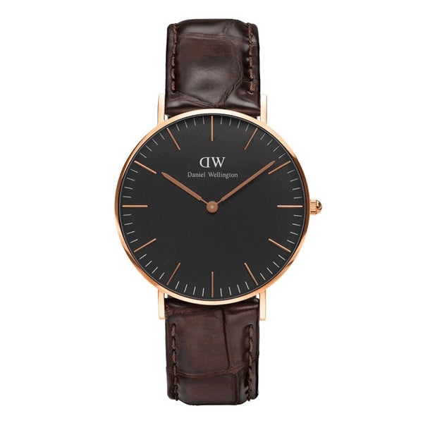 Daniel Wellington Classic Black York H25-861