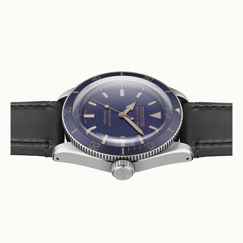 Ingersoll The Trenton Swiss made T07601