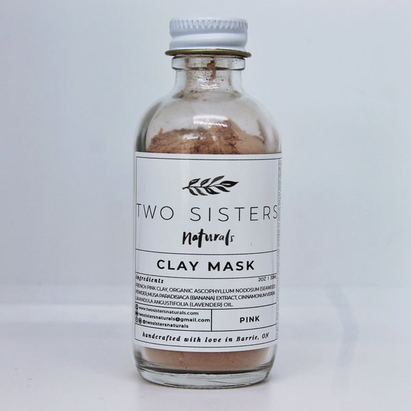 Two Sisters Clay Face Mask