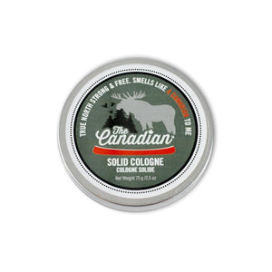 The Canadian - Solid Cologne