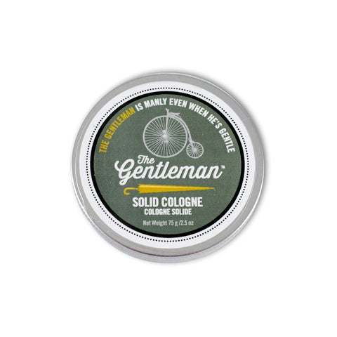 The Gentleman - Solid Cologne