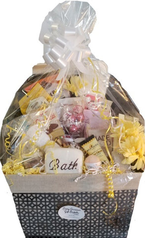 Ultimate Spa Basket