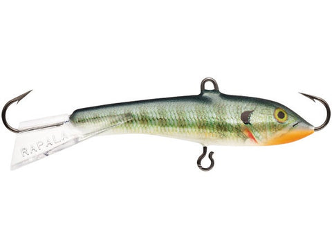 Rapala Jigging Rap ice fishing lure tackle store ontario canada quebec bass pike walleye