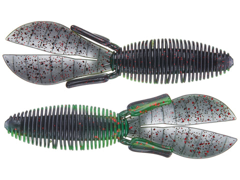 Fuse 4.4 Missile Baits Soft Baits Canada Ontario Quebec Tackle Lure Store Bass Pike Walleye