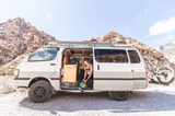 yogo-van-travel-yoga-mat-tri-triathlete-jackson-allison-vanlife