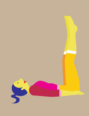 Yoga Positions to Relieve Stress