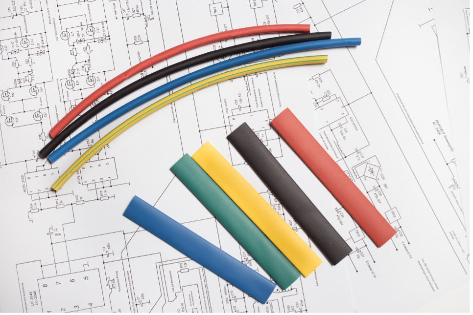 Heat Shrink Tubing's Ease of Use and Versatility Make It An All-Around Asset
