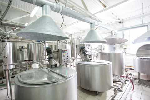 PVDF in food-processing applications