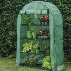 New Reinforced Durable Cover PVC Cloche Greenhouse Ideal For Raising Young Plant