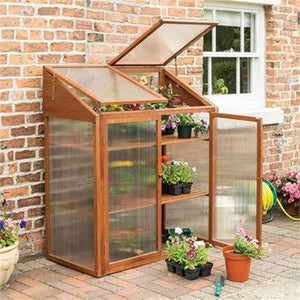 Hardwood Mini Coldframe