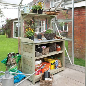 Premium Potting Station