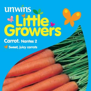 Carrot Nantes - Seeds