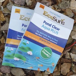 EcoSure Large Pond Clear Twin Pack