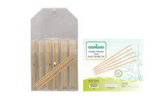 Bamboo Double Pointed Needle Sock Set  (20cm)