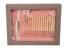 Bamboo Interchangeable Needle Set