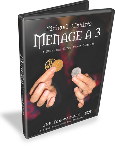 Menage a 3 by Michael Afshin