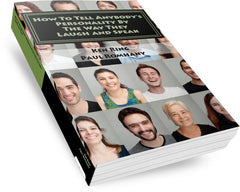 How To Tell Anybody's Personality By The Way They Laugh And Speak (book only)