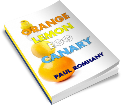 Orange, Lemon, Egg, Canary