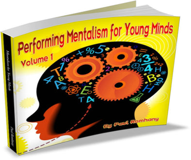 Performing Mentalism For Young Minds