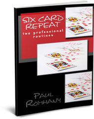Six Card Repeat Pro Series 3